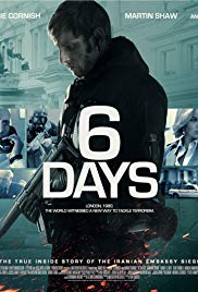 Watch Full Movie :6 Days (2017)