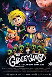 Gadgetgang in Outerspace (2016)