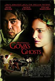 Goyas Ghosts (2006)