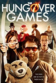 The Hungover Games (2014)