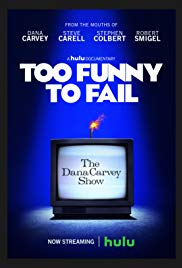 Too Funny To Fail (2017)