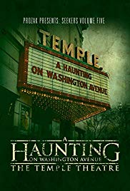 Watch Full Movie :A Haunting on Washington Avenue: The Temple Theatre (2014)