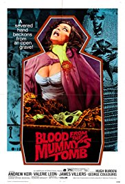 Blood from the Mummys Tomb (1971)
