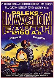 Daleks Invasion Earth 2150 A.D. (1966)