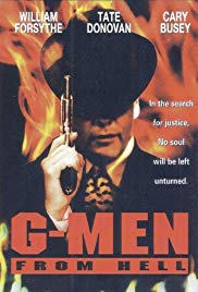 GMen from Hell (2000)
