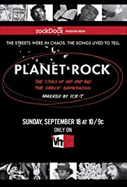 Planet Rock: The Story of HipHop and the Crack Generation (2011)