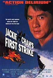 Jackie Chans First Strike (1996)