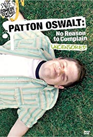 Patton Oswalt: No Reason to Complain (2004)