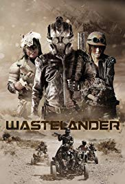 Watch Full Movie :Wastelander (2015)