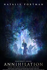 Watch Full Movie :Annihilation (2018)