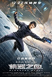 Watch Full Movie :Bleeding Steel (2017)