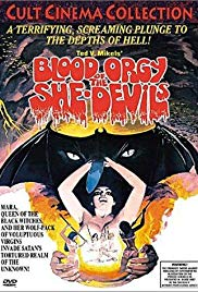 Blood Orgy of the SheDevils (1973)