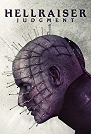 Watch Full Movie :Hellraiser X: Judgement (2017)