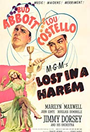 Lost in a Harem (1944)