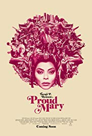 Watch Full Movie :Proud Mary (2018)