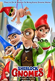 Watch Full Movie :Sherlock Gnomes (2018)