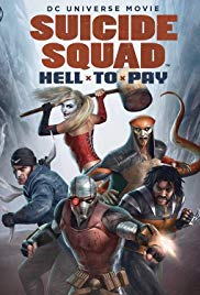 Watch Full Movie :Suicide Squad: Hell to Pay (2018)