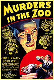 Murders in the Zoo (1933)