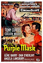 The Purple Mask (1955)
