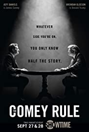 The Comey Rule (2020 )