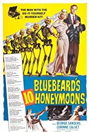 Bluebeards 10 Honeymoons (1960)