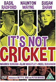 Its Not Cricket (1949)