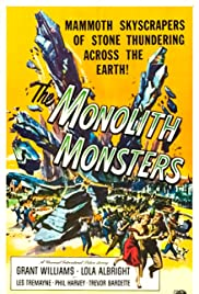 Watch Full Movie :The Monolith Monsters (1957)