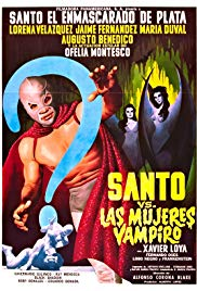 Santo Versus the Vampire Women (1962)