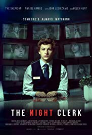 Watch Full Movie :The Night Clerk (2020)