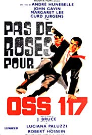 OSS 117 Murder for Sale (1968)