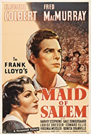 Maid of Salem (1937)