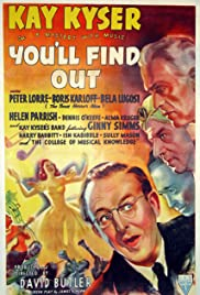 Youll Find Out (1940)