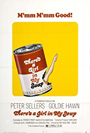 Theres a Girl in My Soup (1970)