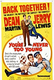 Youre Never Too Young (1955)