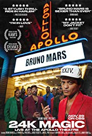 Bruno Mars: 24K Magic Live at the Apollo (2017)