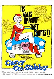Carry On Cabby (1963)