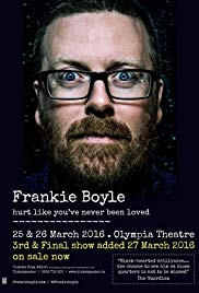 Frankie Boyle: Hurt Like Youve Never Been Loved (2016)