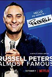 Russell Peters: Almost Famous (2016)