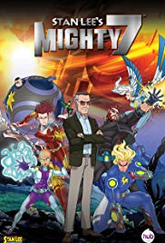 Stan Lees Mighty 7 (2014)