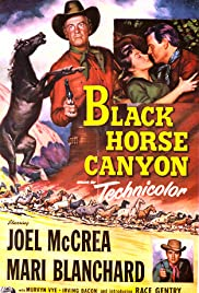 Black Horse Canyon (1954)
