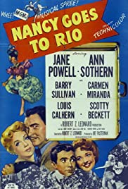 Nancy Goes to Rio (1950)