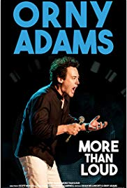 Orny Adams: More than Loud (2017)
