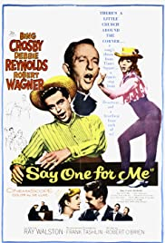 Say One for Me (1959)