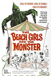 The Beach Girls and the Monster (1965)