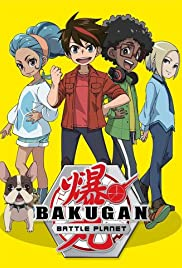 Bakugan: Battle Planet (2018 )
