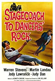 Stagecoach to Dancers Rock (1962)
