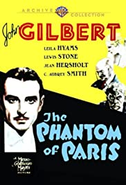 The Phantom of Paris (1931)