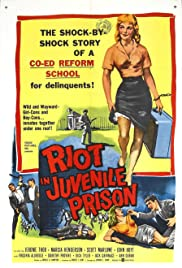 Watch Full Movie :Riot in Juvenile Prison (1959)