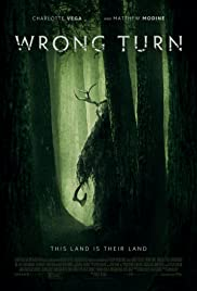 Watch Full Movie :Wrong Turn (2021)