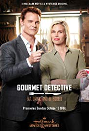 Eat, Drink & Be Buried: A Gourmet Detective Mystery (2017)